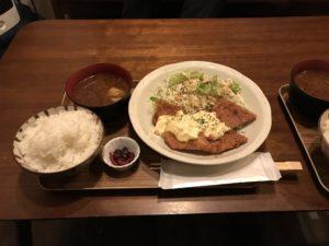 【姫路】結婚相談所 ロビンソン・パートナーズ【神戸】ブログ画像_定食_2